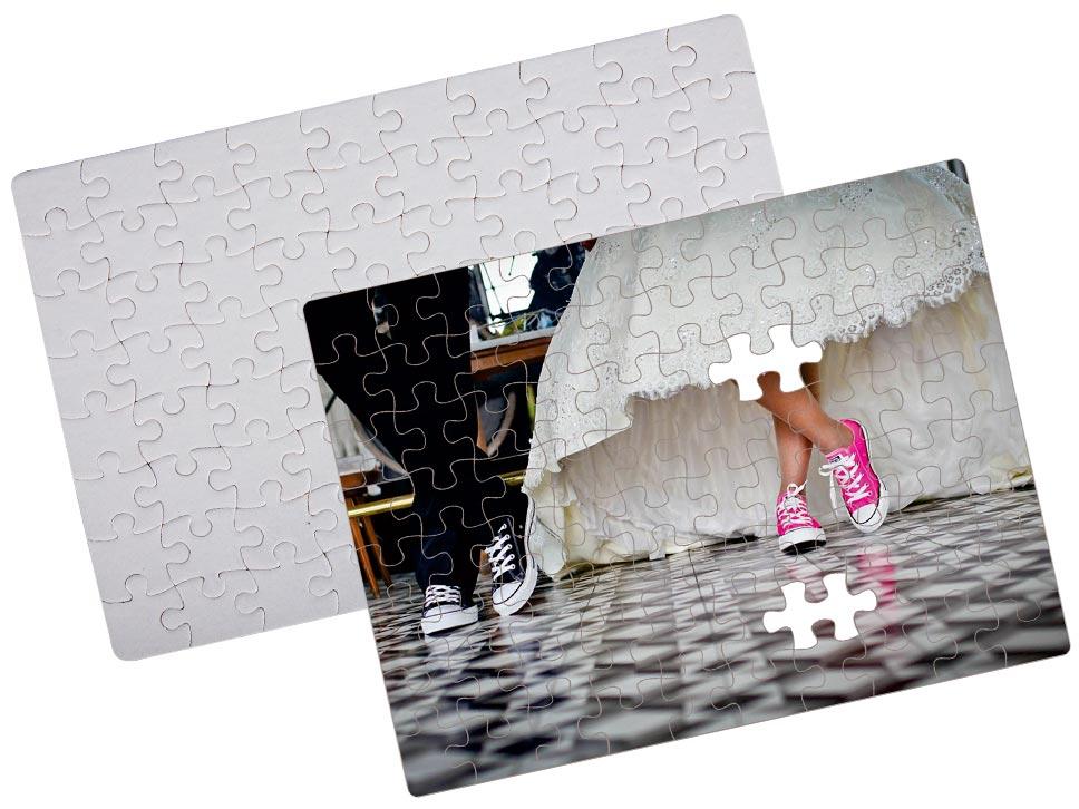 Matrimonio Tema Puzzle : Bomboniera matrimonio puzzle pz bomboniere